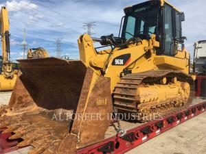 Caterpillar 963K, Construction