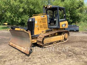 Caterpillar D4K2X, Construction