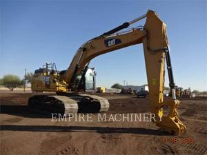 Caterpillar 352FL PCGC, Construction