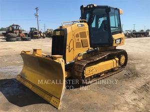 Caterpillar D4K XL (G), Construction