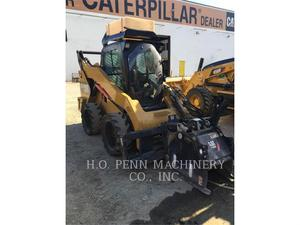 Caterpillar 272 D XHP, Construction