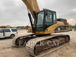Caterpillar 330DL IN, Construction