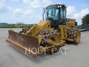 Caterpillar 815FII, Construction
