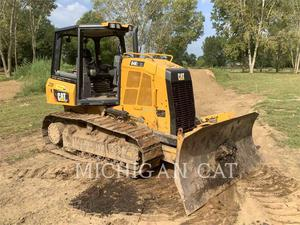 Caterpillar D4K2X 4F, Construction