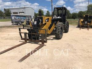 Caterpillar TH514C, Construction