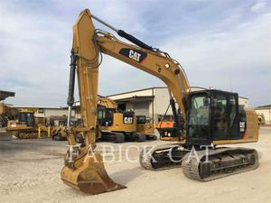 Caterpillar 316EL, Construction
