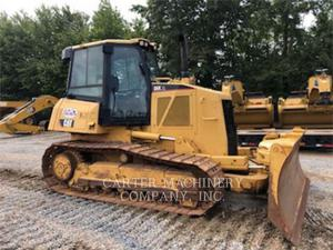 Caterpillar D6KXL, Construction