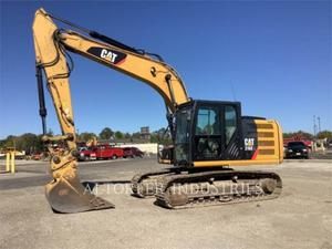 Caterpillar 316EL HMR, Construction