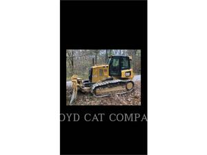 Caterpillar D6K2XL, Construction