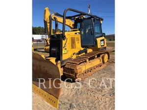 Caterpillar D6KXL 3D, Construction