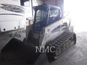 Bobcat T870_BB, Construction