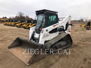 Bobcat T870_US, Construction