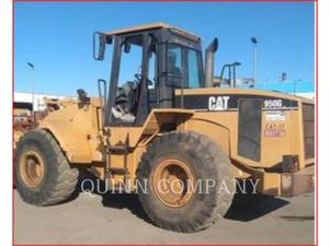 Caterpillar 950G, Construction