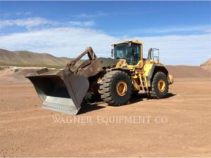 Volvo L220G, Construction