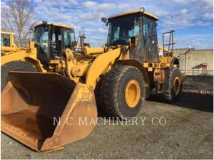 Caterpillar 950H, Construction