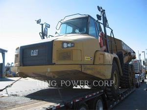 Caterpillar 725C2TG, Construction