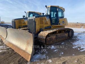 John Deere 850K, Construction