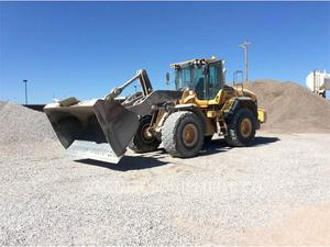 Volvo L120G, Construction