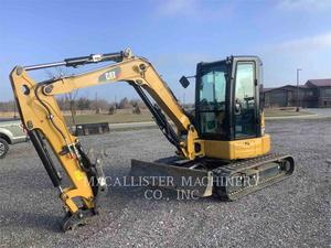Caterpillar 305.5E2CR, Construction