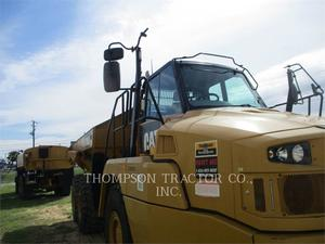 Caterpillar 725C2, Construction