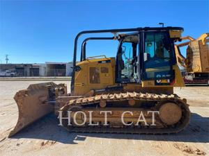 Caterpillar D6K LGP, Construction