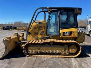 Caterpillar D5K2 LCWHD, Construction
