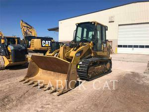 Caterpillar 953D, Construction