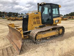 Caterpillar D5K2LGP, Construction