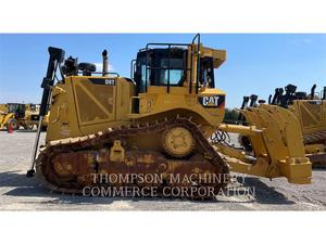 Caterpillar D8T, Construction
