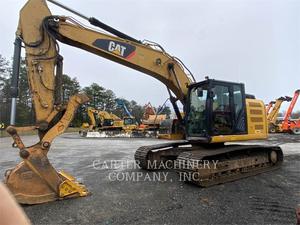 Caterpillar 320 E LRR, Construction