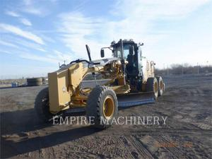 Caterpillar 140M2, Construction