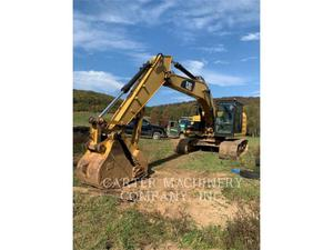 Caterpillar 320ELRR, Construction