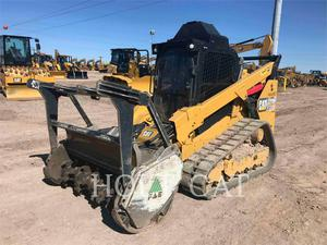 Caterpillar 299D2XHP, Construction
