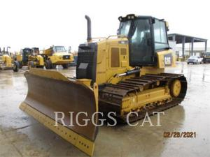 Caterpillar D6KLGP A, Construction