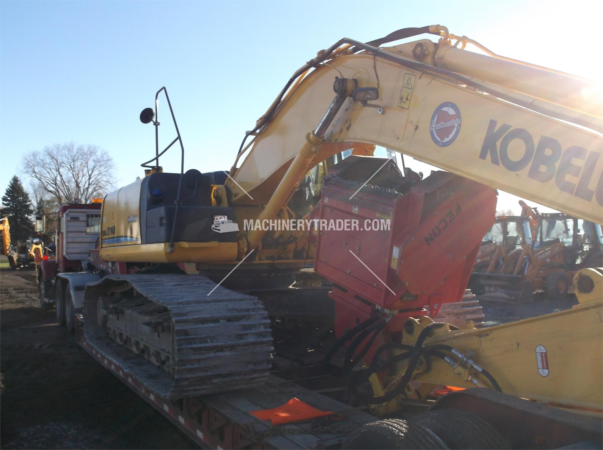 2011 Kobelco Sk210 9 Sale In Indiana 318967 Wiring Diagram