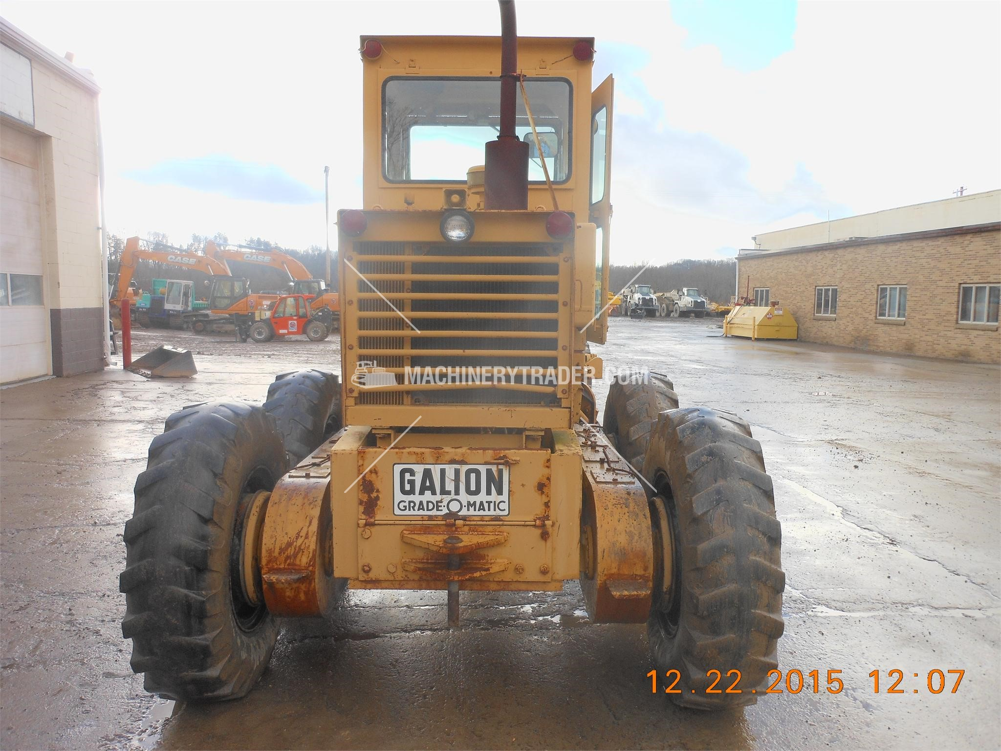 1982 GALION T400A sale in Indiana #326397