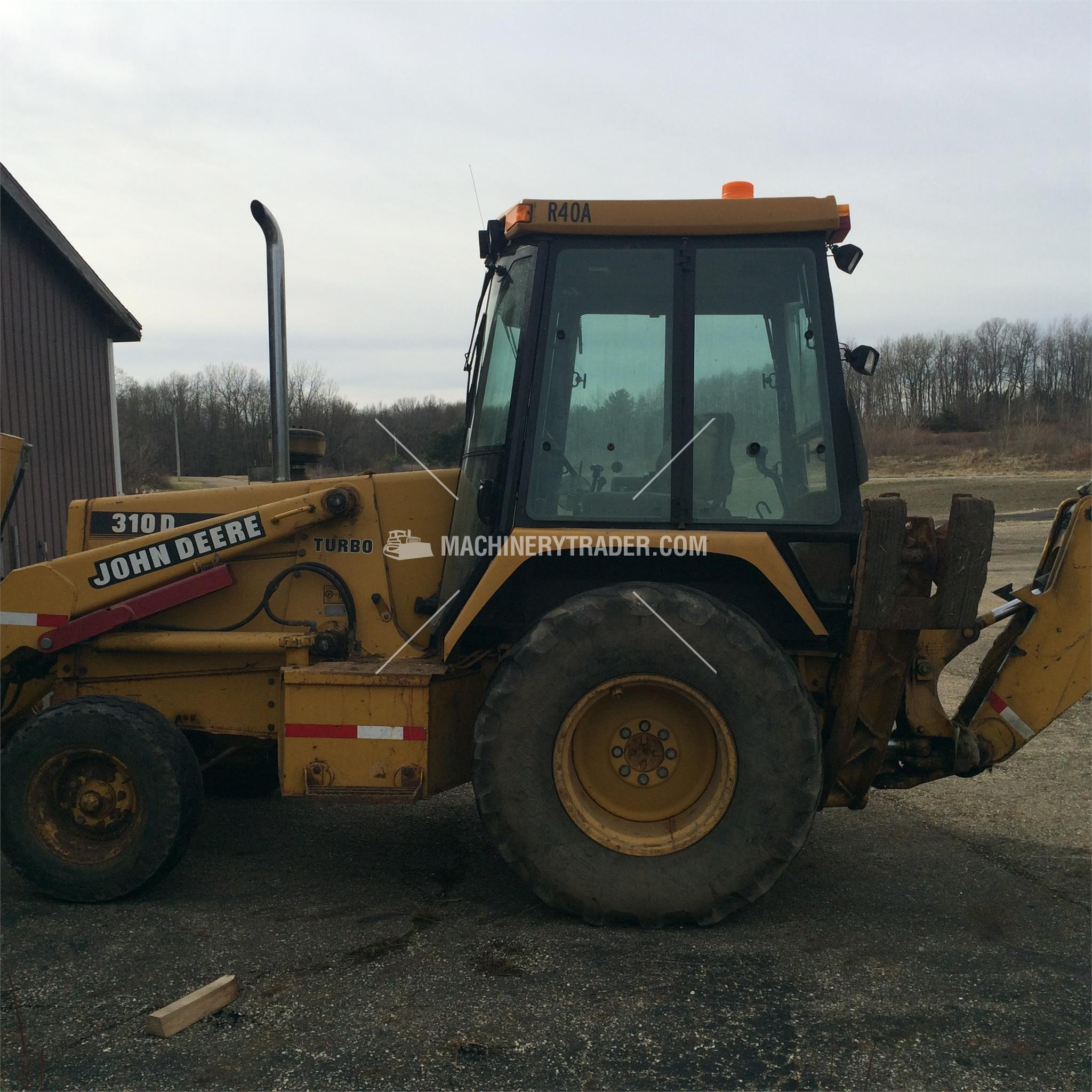 Pull Apart Canton Ohio: 1995 DEERE 310D Sale In Indiana #64436