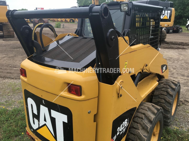 2012 Cat 242b3 Sale In North Carolina 530322