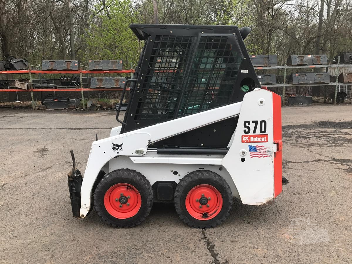 2008 bobcat s70 sale in new jersey 963437 for Martin motors beaumont tx