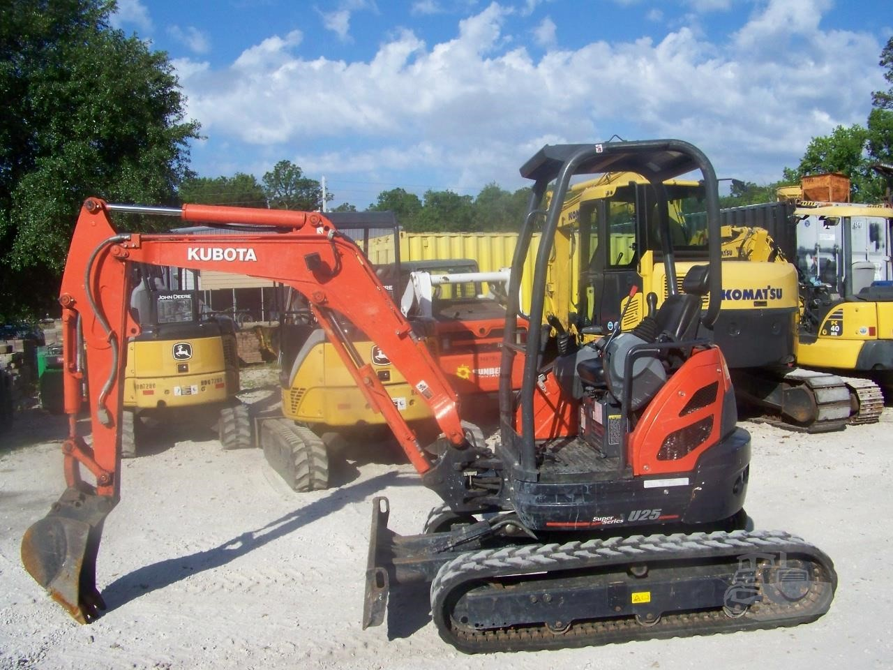 Southern Motors Acura >> 2015 KUBOTA U25 sale in Indiana #968722