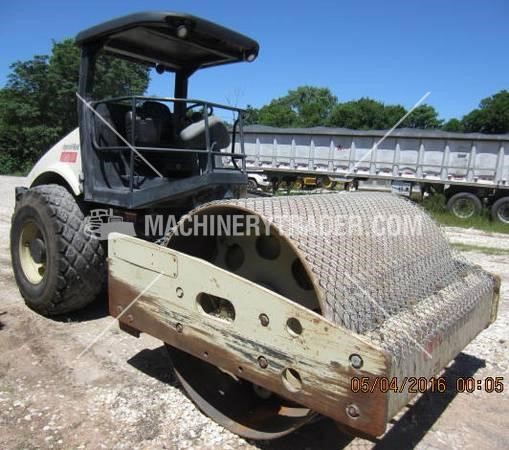 2003 INGERSOLL-RAND SD122DX TF Sale In Michigan #127401