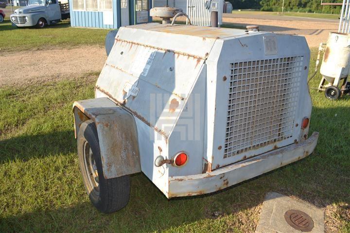 Ingersoll Rand 85 Cfm Sale In Louisiana 74966