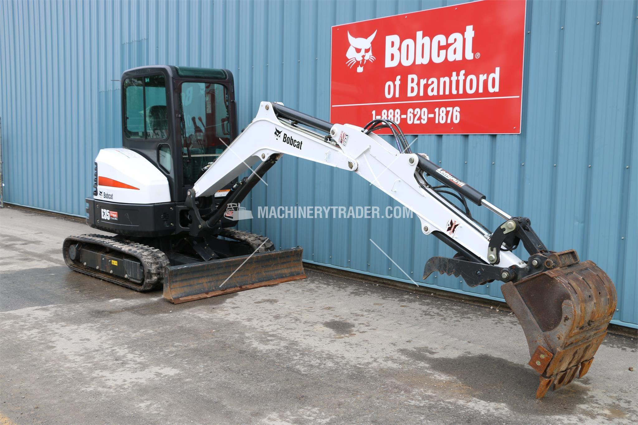 Bobcat Of Brantford >> 2016 BOBCAT E35 sale in Canada #55176