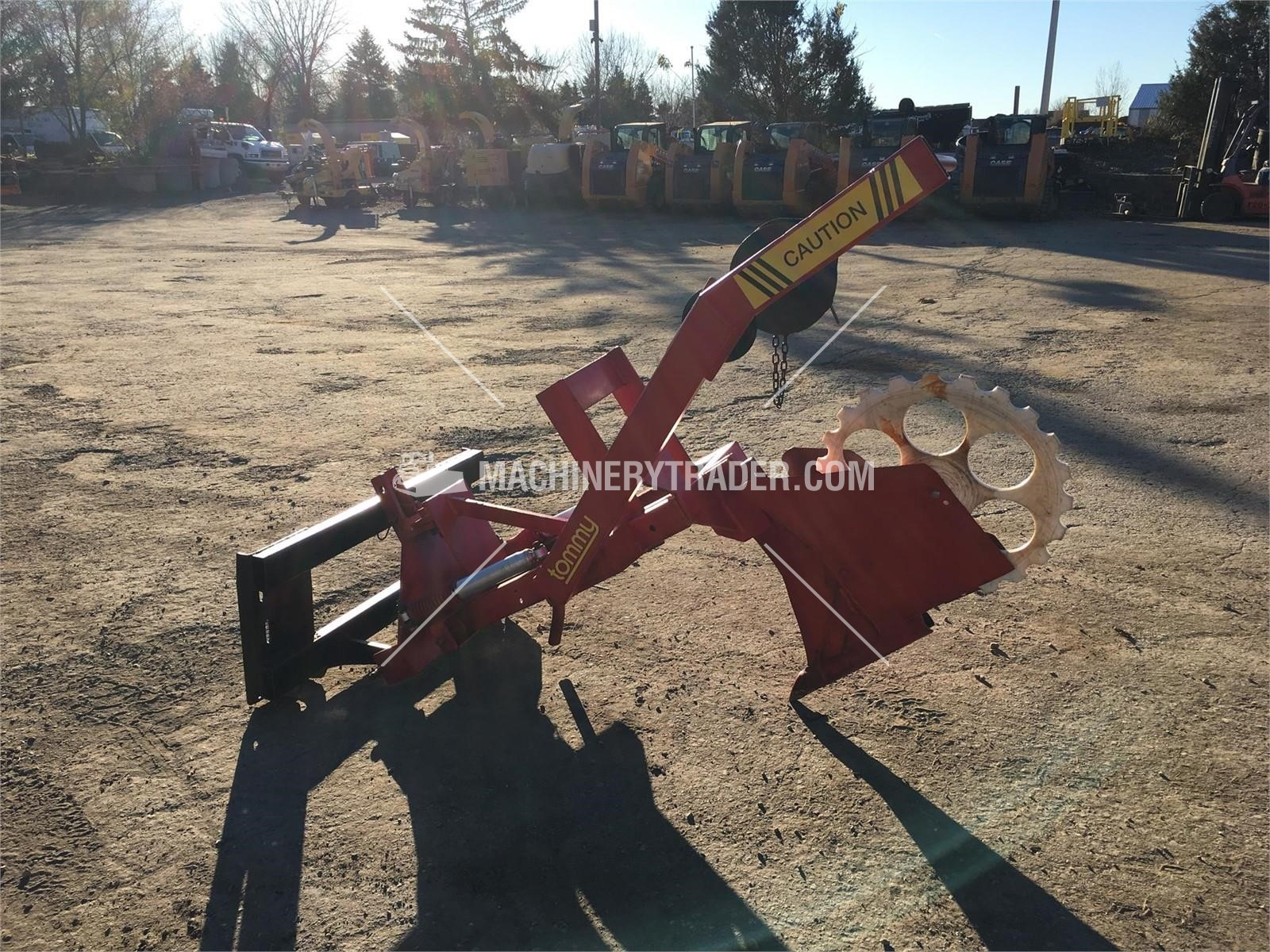 Siltfencemachine Tommy Heavy Sale In Minnesota