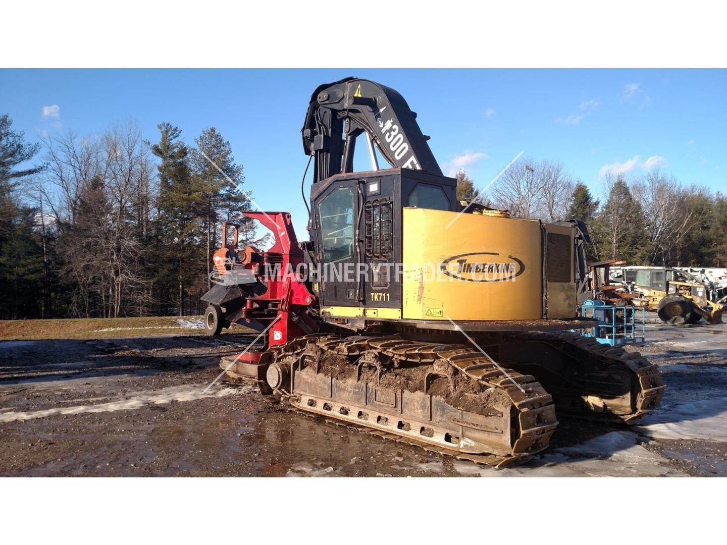 2004 Cat Tk711 Sale In New York 425442