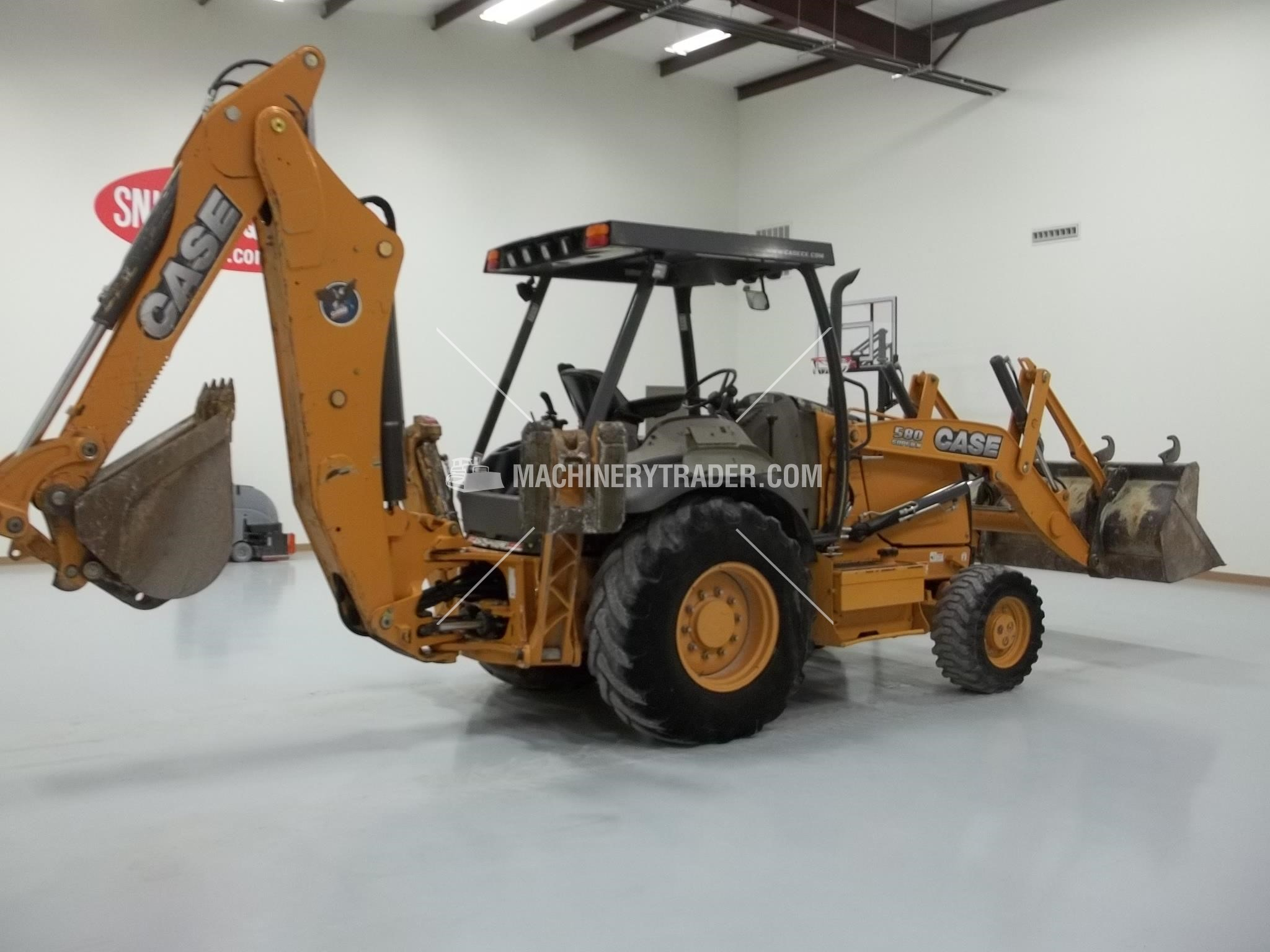 2013 CASE 580SN sale in Tennessee #680867