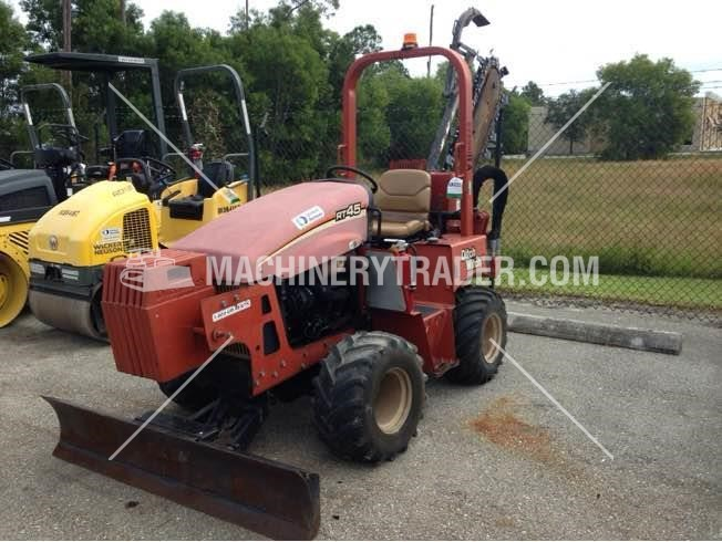 2010 DITCH WITCH RT45 sale in United States #770917