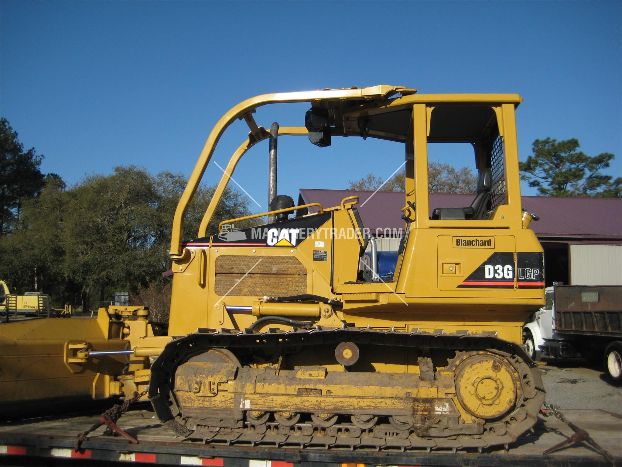 2007 Cat D3g Lgp Sale In United States 798172