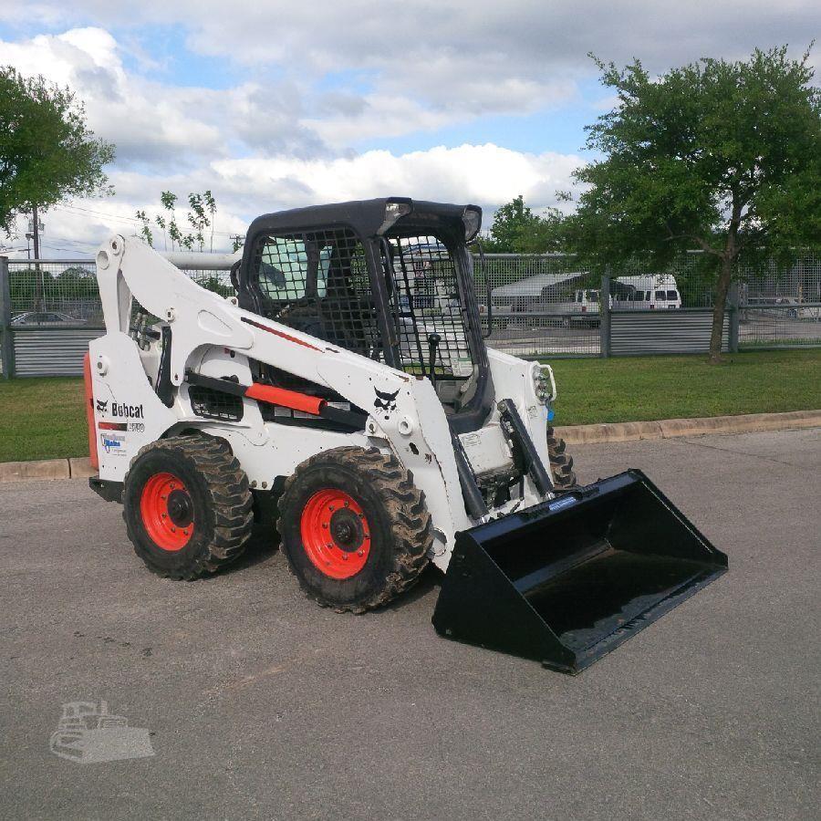 2014 BOBCAT S750 Sale In Texas #923632