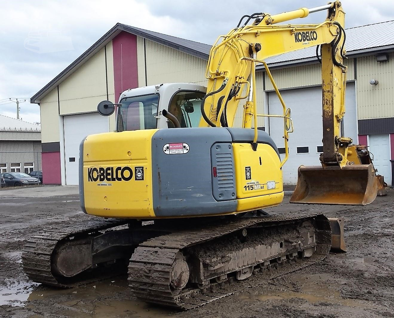 Honda Of Hattiesburg >> 2007 KOBELCO 115SRDZ sale in Canada #976692
